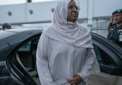 Aisha Buhari Arrives Nigeria After Six Months Absence
