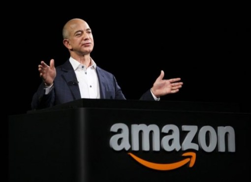 Jeff Bezos To Focus On Lofty Project