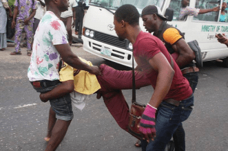 LASTMA Official stoned to Death