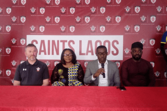 Saints Lagos Football Academy