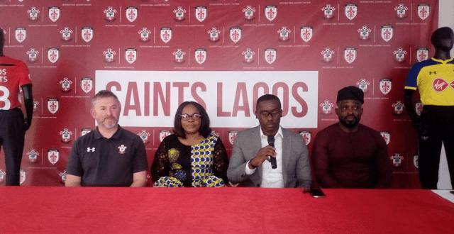 Saints Lagos Football Academy