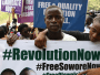Sowore protest