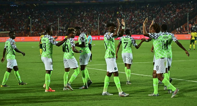 Super Eagles Drop To 36th Position On FIFA Ranking