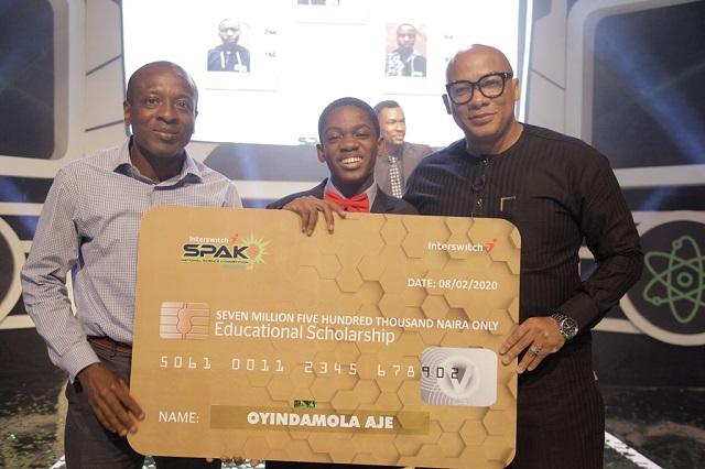 Best Science Student' in Nigeria