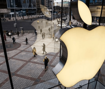 Apple Inc Records Tremendous Sales Globally From 2008-2020