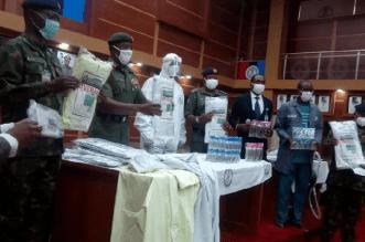 Nigerian Armed Forces Produce Low-cost Digital Ventilator,