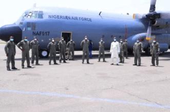 NAF Airlifts Medical Equipment