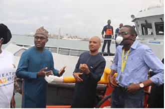 NIMASA Donates Medical Equipment to Lagos State