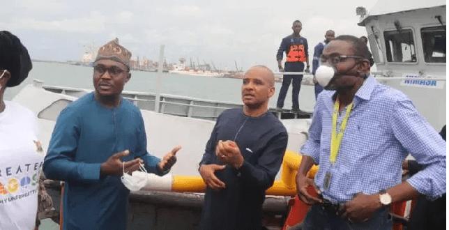 NIMASA Donates Medical Equipment to Lagos State