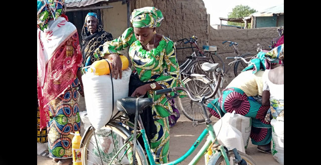 Borno Governor's Delegates Visit Parents of Chibok Girls
