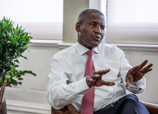 Dangote Retains Position On Forbes List As Africa's Richest Man