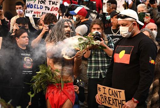 Australia Racism Protests