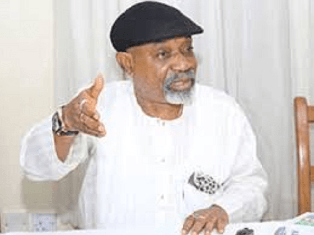 Doctors Hazard Allowance Still At N5,000 Because Review Was Not Demanded - Ngige