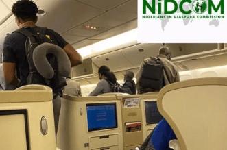 FG Repatriates 317 Stranded Nigerians