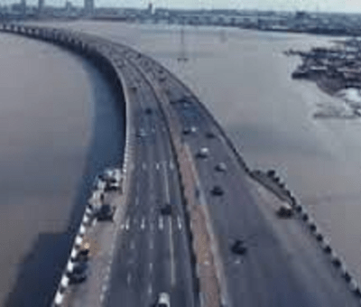 Vehicular Movement To Resume On Third Mainland Bridge, As It Reopens