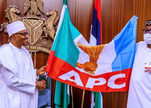 Buhari Endorses Osagie Ize-Iyamu