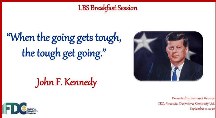LBS Breakfast Presentation