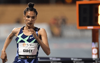 Ethiopian Athlete Sets New Women's 5,000 meters World Record