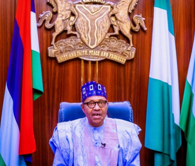 Insecurity: President Buhari To Address National Assembly Thursday
