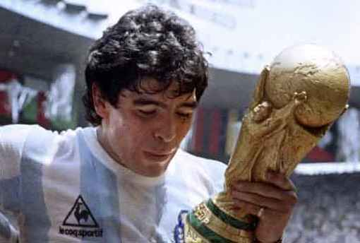 Maradona To Lie In State At The Presidential Palace In Argentina – Presidency