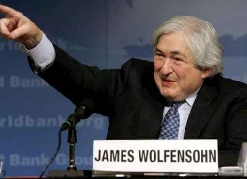 James Wolfensohn, Okonjo-Iweala's World Bank Mentor, Dies At 86