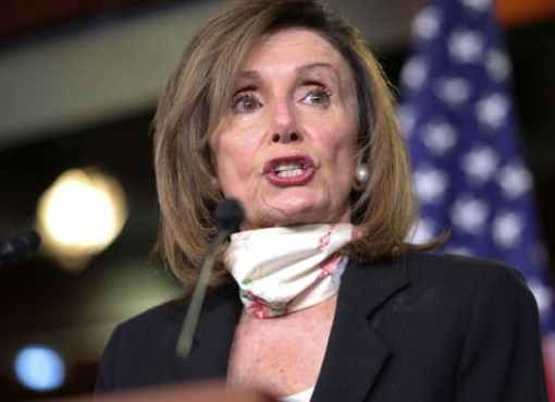 FBI Says Rioter Planned To Sell Pelosi's Laptop To Russia