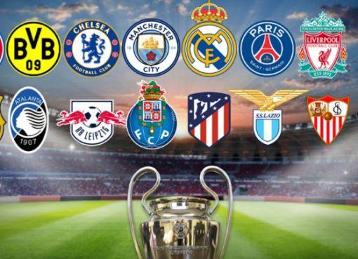 UEFA Champions League 2020-21 Draw
