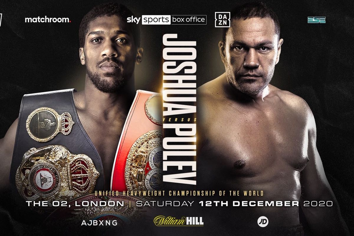 Anthony Joshua Vs Pulev: Time And How To Watch In Nigeria