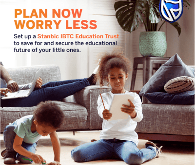 Securing Your Children or Ward's Future Through Stanbic IBTC Education Trust