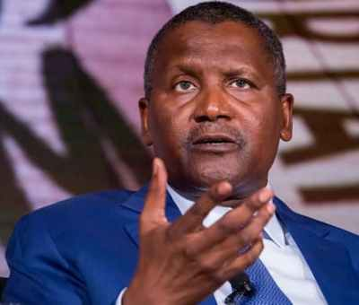 Dangote Cement Completes N9.77bn Share Buyback