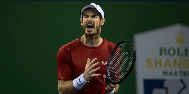 Australian Open: Andy Murray Tests Positive For COVID-19 ...
