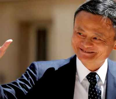 Jack Ma's Reappearance Causes Alibaba's Shares To Rise