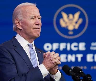 This Is A Day Of History, Hope - Biden