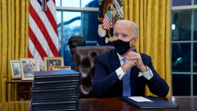 Biden Increases Number Of Refugees Allowed Into US To 62,500