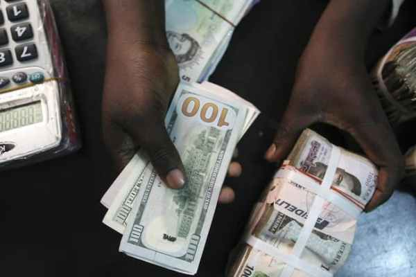 NAFEX Exchange Rate Closes At N394.17/$1