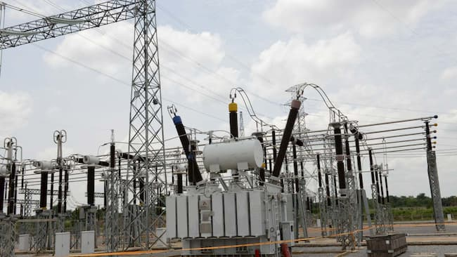 Bulk Power Transmitted To All 330 KVA Across Entire Grid - TCN