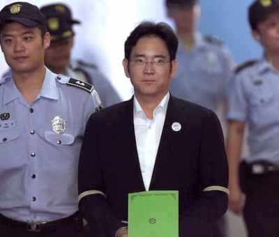 Samsung Faces Jail Time Over Corruption
