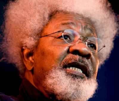 Buhari's Govt Has Run Out Of Steam - Soyinka
