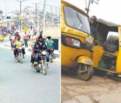 Enforcement Of Keke, Okada Ban Impeded By #EndSARS Protest - Lagos Govt
