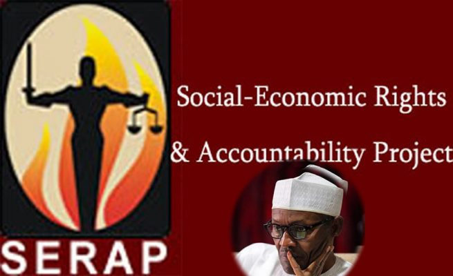 SERAP Asks FG To Publish Details Of ₦729bn Payments To 24.3 Million Nigerians