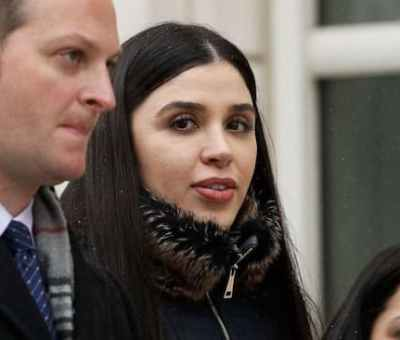 El Chapo's Wife Detained In US Over Drug Trafficking