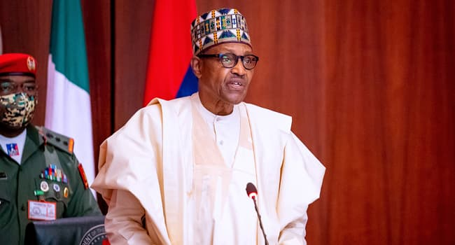 80% Of Rice Consumed In Nigeria Is Produced Locally - Buhari