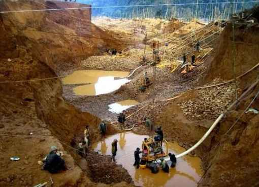 FG Regulates Mercury Use In Gold Mining