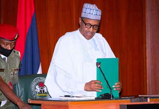 Insecurity In Nigeria Is On The Decline, Buhari Tells Journalists