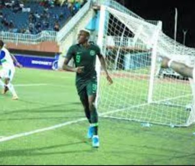 Super Eagles Trounce Lesotho In Final AFCON Qualifier Match