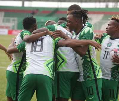 BREAKING: Super Eagles Qualifies For 2021 AFCON