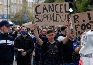 Chelsea, Manchester City Set To Withdraw From Controversial Super League