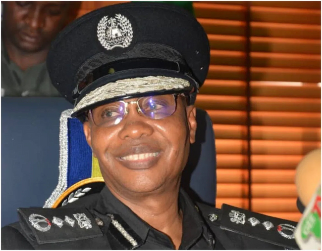 IGP Suspends Tinted Windscreens, Allocation Of Spy Numbers