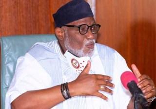 Akeredolu Asks FG To Label Kaduna-Abuja Train Attackers Terrorists