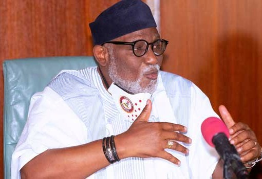 2023: Southern Govs Will Not Endorse Northern Candidate - Akeredolu